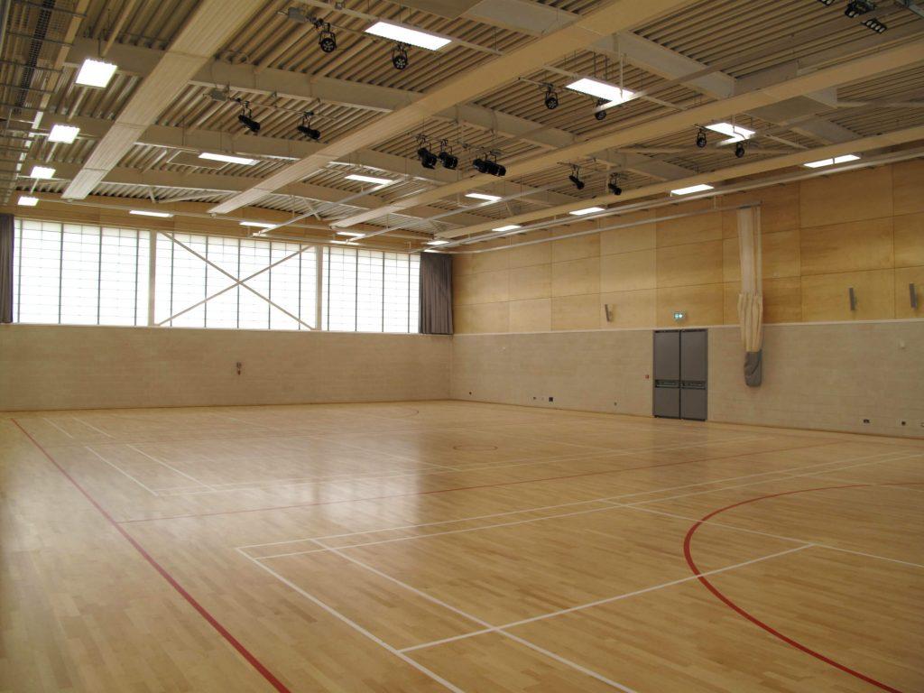 New Sports Complex